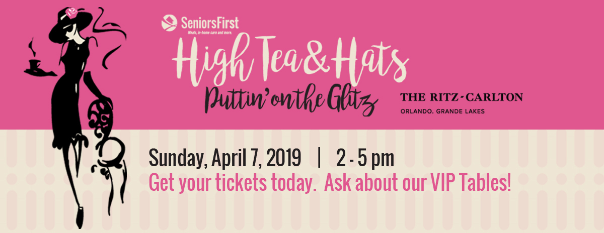High Tea & Hats
