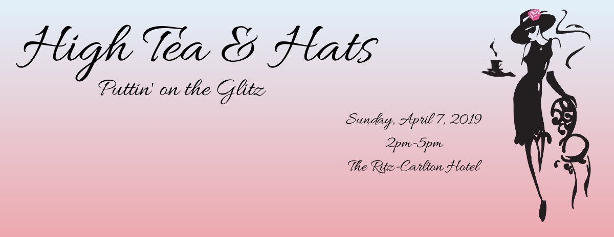 High Tea & Hats 2019
